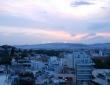 Dusk Over Athens