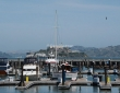 Alcatraz And Wharf