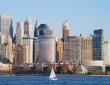 Sailboat on the Hudson