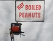 Hot Boiled Peanuts, Columbia SC