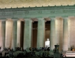 Lincoln Memorial Night