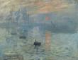Monet, Impression Soleill Levant LeHavre, 1873