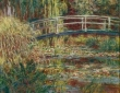 Monet, The Water Lily Pond, Harmony in Pink, 1900