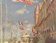 Monet, Trouville Hotel Des Roches-noire,1870