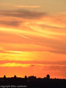 SunsetFromTheBrooklynPromendade