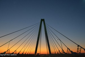 Sunset,Charleston