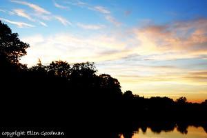 SunsetOnTheShrewsburyRiver