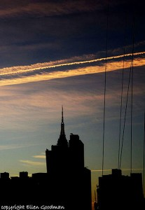 JetStreams,Sunset
